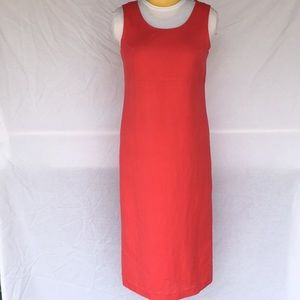 Jessica Howard coral dress. Size 14.